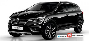 Преемник Рено Колеос (Renault Koleos) получит новое название