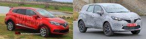 Старый Renault Logan уступил конвейер новому кроссоверу