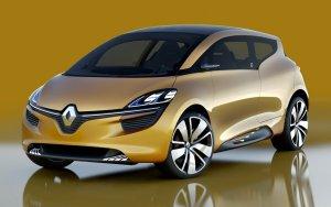 В марте Рено (Renault) представит две новинки С-класса