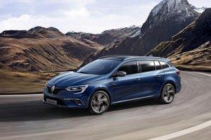 В Женеве дебютирует новый универсал Renault Megane 4 Estate