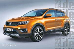Рено (Renault) утвердил дизайн нового Дастера (Duster)
