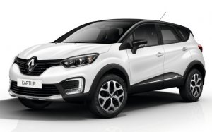 Рено Каптур (Renault Kaptur) - уже в продаже