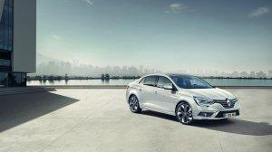 Рено (Renault) представила новый седан Меган (Megane)