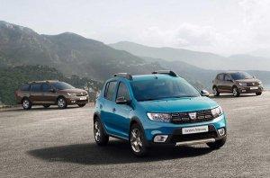 Обновленный Рено Сандеро (Renault Sandero): первое фото