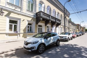 В Ульяновской области стартовало производство кресел для Рено Каптур (Renault Kaptur)