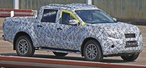 Производство первого пикапа Mercedes-Benz наладят на мощностях Renault-Nissan