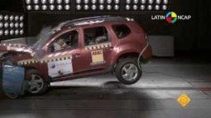 Renault Duster в краш-тестах Global NCAP: печальные последствия локализации