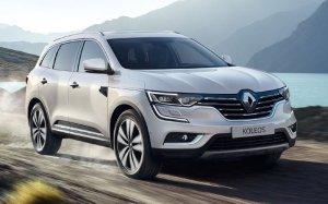 В России стартовали продажи кроссовера Рено Колеос (Renault Koleos) второго поколения
