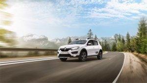 Рено (Renault) сделал спецверсию Сандеро Степвей (Sandero Stepway) для России