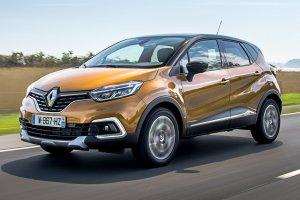 Рено (Renault) готовит еще один кроссовер класса B+