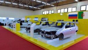 Renault Россия отправила в Алжир 20 000-й кузов российского производства