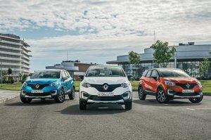 Рено (Renault) модернизирует свой московский завод