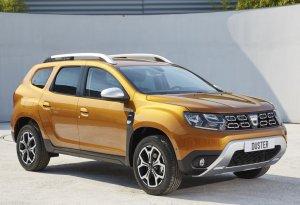 Через полтора года Рено (Renault) выпустит Duster поколения 2.5