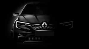 Новый кроссовер Рено (Renault) для России: первое изображение