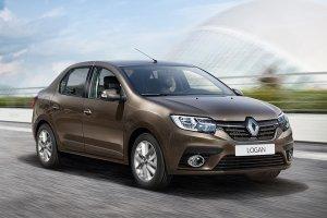 Рено (Renault) обновила Logan и Sandero для России