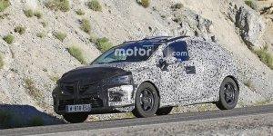 Хэтчбек Рено Клио (Renault Clio) нового поколения