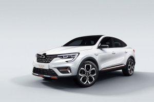 Рено Аркана (Renault Arkana): новое имя и прописка